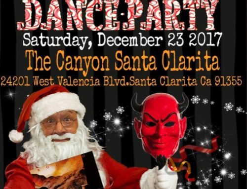 thomasondrums: New Oingo Boingo Dance Party Date!