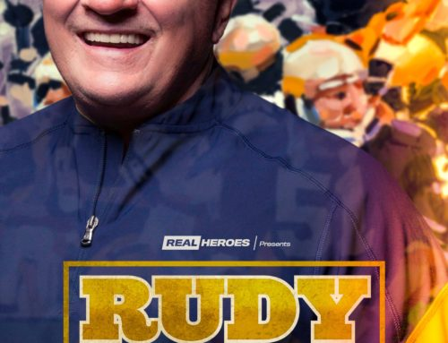 thomasondrums: Featured in New 'Rudy' Documentary!