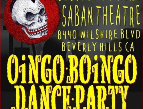 thomasondrums: Oingo Boingo Dance Party Dates!