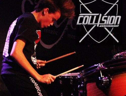 thomasondrums: Collision Drum Sticks Endorsed Artist