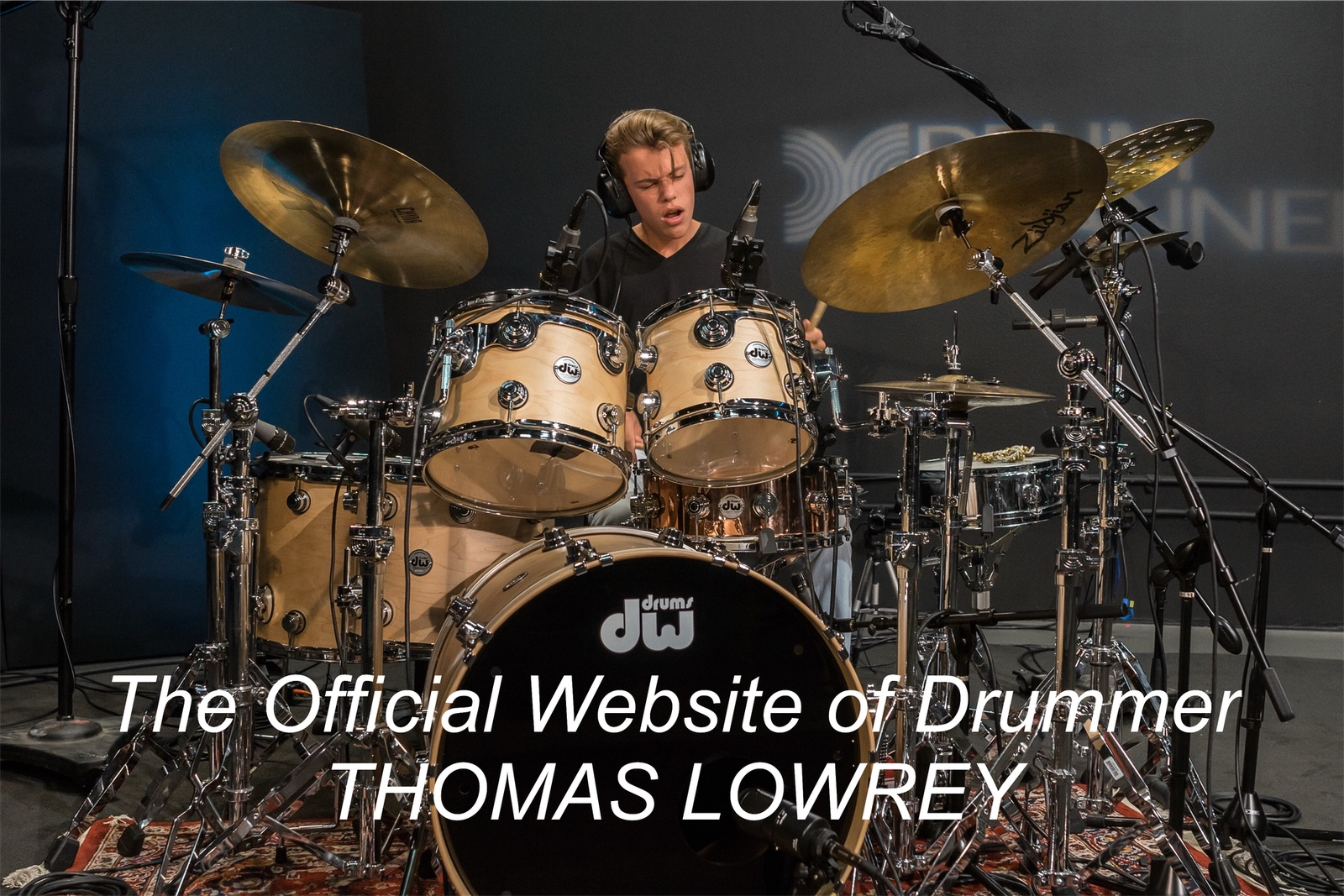 The Official Website of Drummer Thomas Lowrey