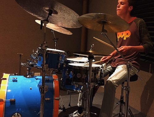 thomasondrums: Drummer's Update – Studio R&B